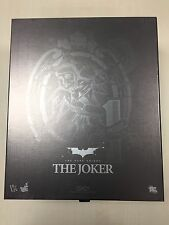 Hot Toys DX01 DX 01 The Dark Knight TDK Batman Joker Heath Ledger Figure NEW