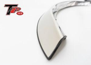 "1991-1995 ACURA Legend Sedan Stainless Steel Fender Trim Moldings 1.6"" Wide 4Pc"