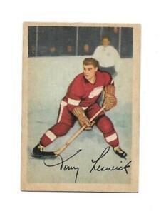 1953-54 Parkhurst:#43 Tony Leswick,Red Wings