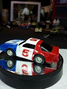 Tyco Ho slot car #5 Super Clean Camaro Z-28