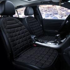 Protège-coussin chauffant chaud siège pour siège d'auto auto noir 12V van