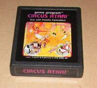 Circus Atari for Atari 2600 Fast Shipping! Authentic