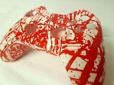 Xbox One Controller Shell Hydro sumergido vivienda Mod Botón Kit salpicaduras de sangre-Reino Unido
