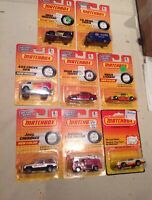 9 VINTAGE MATCHBOX CARS LoT 3 of 20 DIE CAST COLLECTION