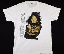 Vtg 1990 Janet Jackson Concert Tour T-Shirt Xxl Rhythm Nation deadstock original