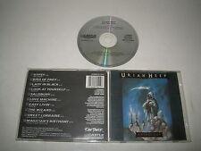 Uriah Heep / Anthology (Castle / Rawcd 012) CD Album