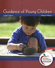 USED (GD) Guidance of Young Children, 8th Edition by Marian C. Marion