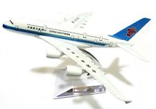 Airbus A380 China Southern Airlines Aeroplane Metal Plane Model Diecast Stand