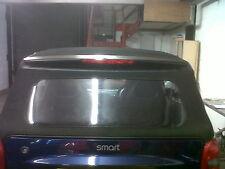 Smart car rear window