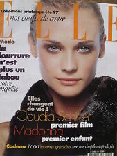 ▬►Elle 2651 de 1996 Diane Heidkrueger_Madonna_Collections Mode Printemps 97