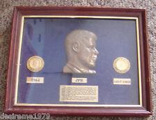 JOHN F. KENNEDY JFK Commemorative Coin Set 152 of 2000 - Florida