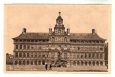Antwerpen Anvers Antwerp - Stadhuis Photo Postcard 1930