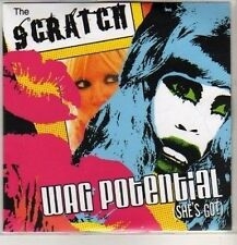 (DE12) The Scratch, Wag Potential - DJ CD