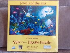 Unbranded 500 - 749 Pieces Jigsaw Puzzles