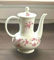 Seltmann Weiden - Annabell - rosa Rose -  Kaffeekanne - Kanne