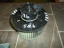2000 01 02 03 04 05 2006 LINCOLN LS 2002-2005 T-BIRD THUNDERBIRD BLOWER MOTOR