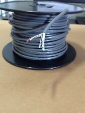 est (200 FT ) Belden 8723 060-U100 (22Awg) Gray Wire Shielded Twisted Pairs 4/C