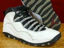 Jordan X Sz 10 White/Steel Grey - air retro 2005 ix xi xii stealth red black