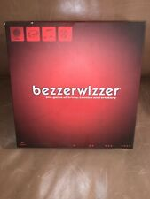 Bezzerwizzer Board Game Trivia Tactics Trickery 3000 Questions Adult Complete