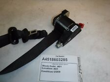 Smart Car ForTwo 451 GENUINE NSF Passenger Side Seat Belt Assembly A4518603285
