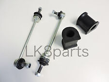 LAND ROVER DISCOVERY 2 99-04 FRONT SUSPENSION BAR BUSHING & SWAY LINK SET NEW