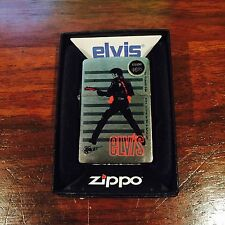 "Zippo Lighter Zippo Lighter Elvis ""Joe Petruccio"" 2009 Design"