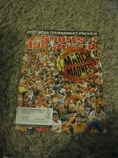 MARCH MADNESS Sports Illustrated Magazine March 19, 2007 ISSUE