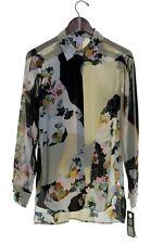 NWT Phillip Lim Target collaboration Woven Floral Print Blouse Size XS