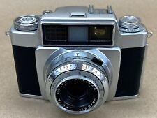 Agfa Silette SLE 35mm Film Camera Solinar 1:2 8/50 Lens Prontor SLK - Clean