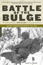 Battle of the Bulge: Hitler's Ardennes Offensive, 1944-1945 by Danny Parker