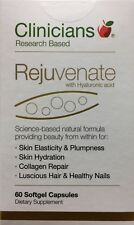 Clinicians Rejuvenate with Hyaluronic acid Capsules 60