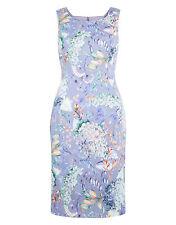 ex Monsoon Dress - Monsoon Hilary Floral Print Pencil Occasion Dress