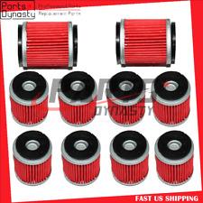 10 Oil Filter Fits Yamaha WR250F WR250R WR250X WR450F XT250 YZ250F YZ450F HF140