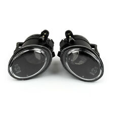 Pair Replacement Clear Faros antiniebla Lamps Para 2001-2006 BMW E46 M3 4 DoorES