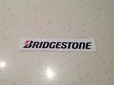 V8 DRAG DRIFT MUSCLE MOTOR RACING BRIDGESTONE TYRES STICKER BIG 300mm Honda KTM