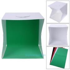 40cm Portable Foldable Mini Photo Studio Box LED Tent Photography Backdrop Light