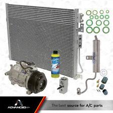 New A/C Compressor Kit Fits: 2007 - 2009  Jeep Grand Cherokee V6 3.0L Diesel