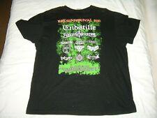 V.A. ENDSTILLE,GRAVEWORM,CRIPPER… – original 2011 REKWI FESTIVAL T-Shirt!!