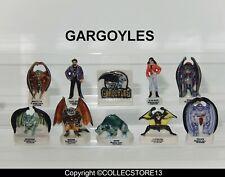 SERIE COMPLETE DE FEVES GARGOYLES -DISNEY