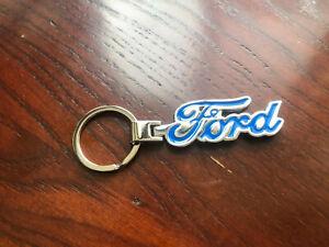 NEW KEY BMW/FORD/NISSAN/VOLKSWAGEN LETTER Car Logo Keychain Metal Keyring Free