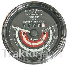 C1850092 Ein Tacho/Traktormeter für Traktor Massey Ferguson FE35, 35