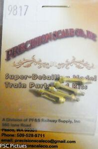Precision Scale #9817 Turnbuckle, (Multi-Scale) Brass Castings
