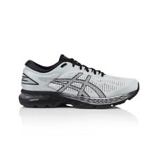 Asics Gel Kayano 25 Men's Running Shoes - Glacier Grey/Black