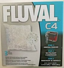 Fluval Hagen C4 3 pack Ammonia Remover Media 14016