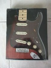 fender strat custom shop 69s  pickups, loaded prewired tortoiseshell pickguard,