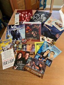 Farscape Convention Collectibles Pack #2