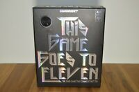 NIB This Game Goes to Eleven by Gamewright 2018 sealed