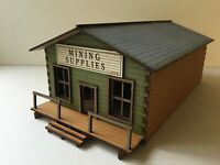 NEW  28mm Old West Mining suppies PREPAINTED kit.