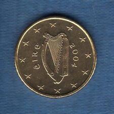 Irlande 2004 - 50 Centimes D'Euro - Pièce neuve de rouleau -