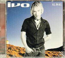 IVO - ALL IN ALL / CD (SONY MUSIC 2003) - NEW